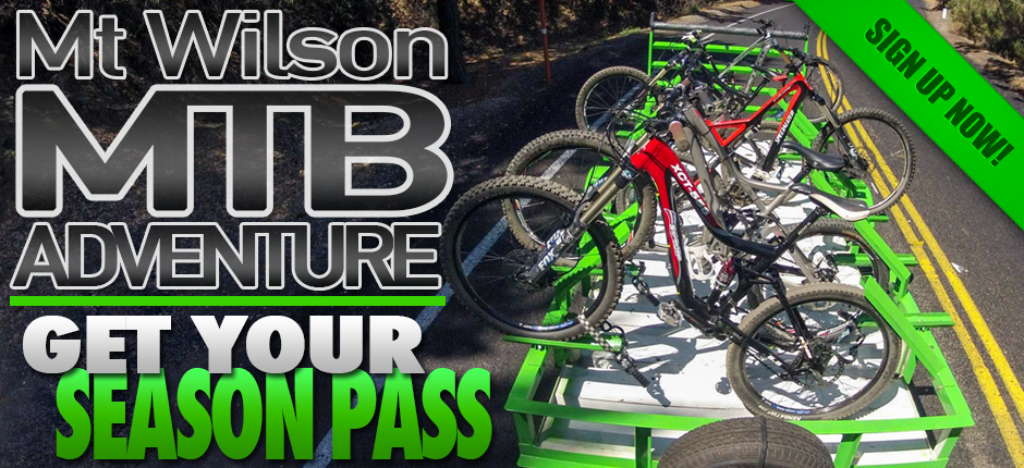 Mt Wilson MTB Season Passes
